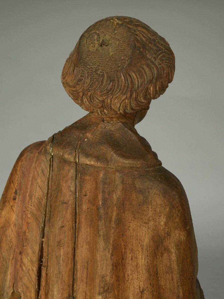 Sculpture Saint Stephanus / Stéphane Vers 1520-photo-1