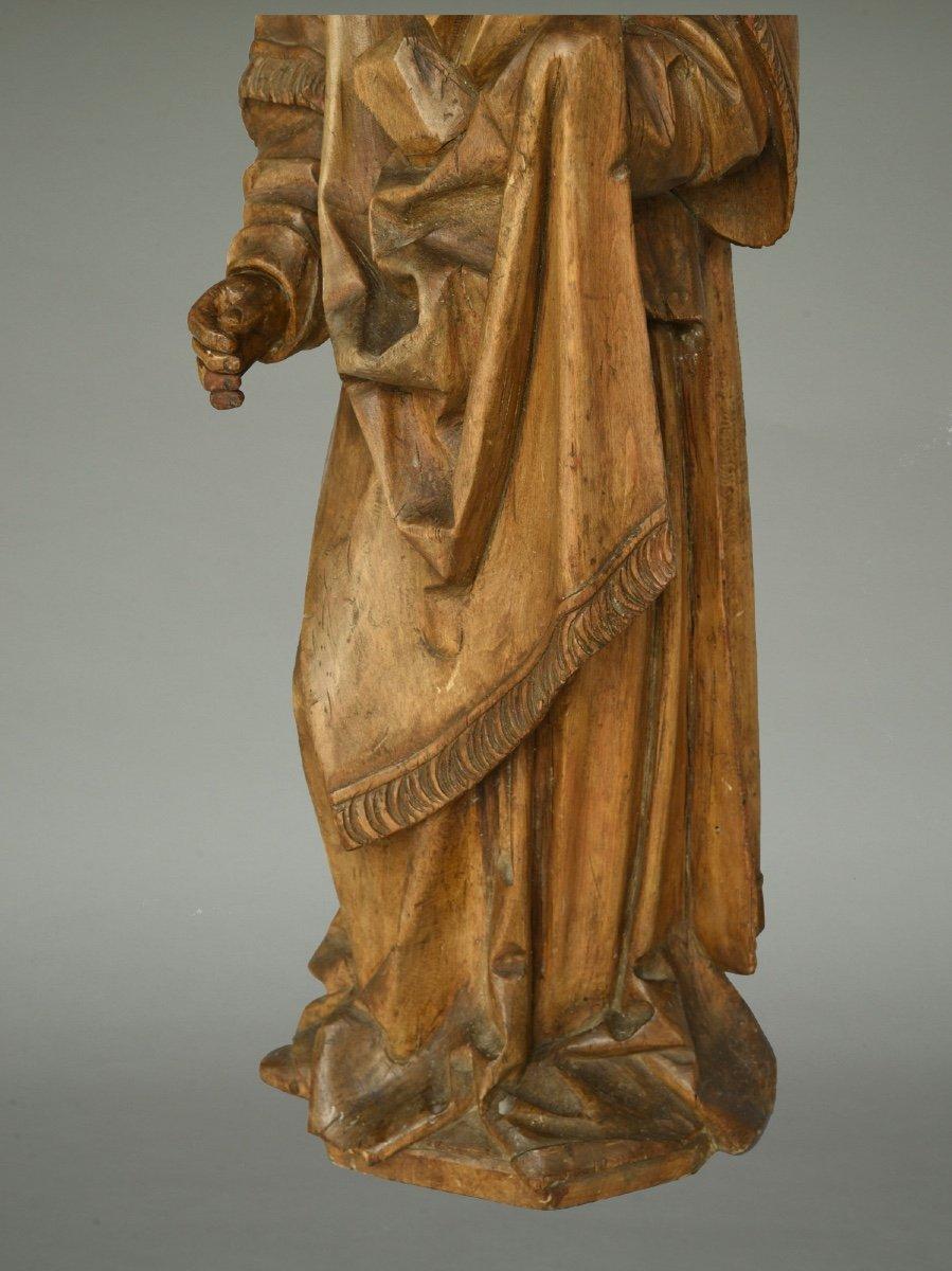 Sculpture Saint Stephanus / Stéphane Vers 1520-photo-2