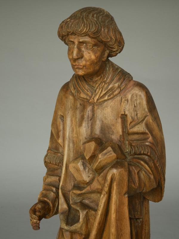 Sculpture Saint Stephanus / Stéphane Vers 1520-photo-4