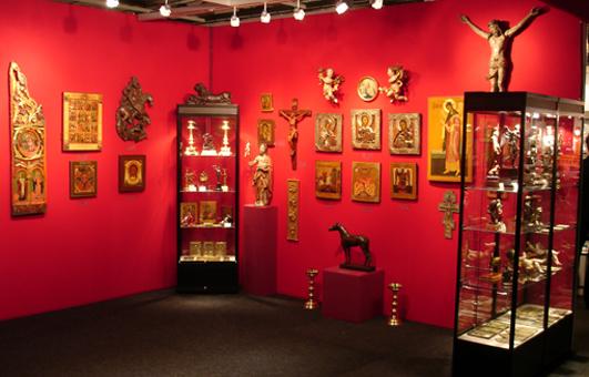 Galerie D'antiquités Martin Puch