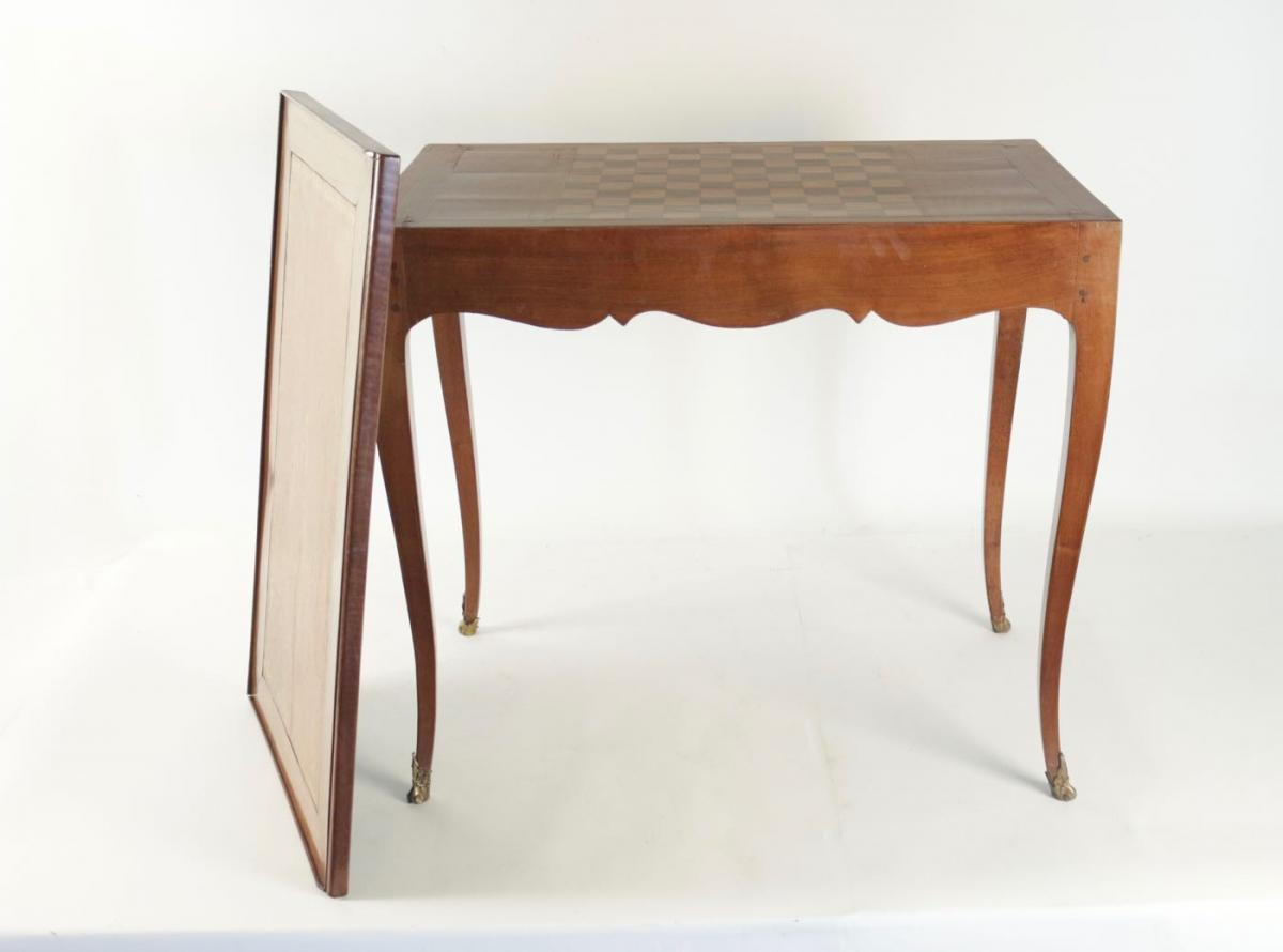 Writing Desk, Office Table, 19th Century-photo-4