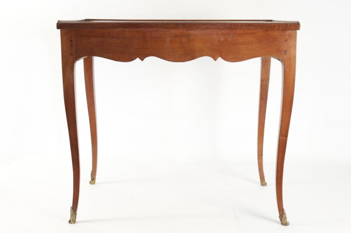 Writing Desk, Office Table, 19th Century-photo-1