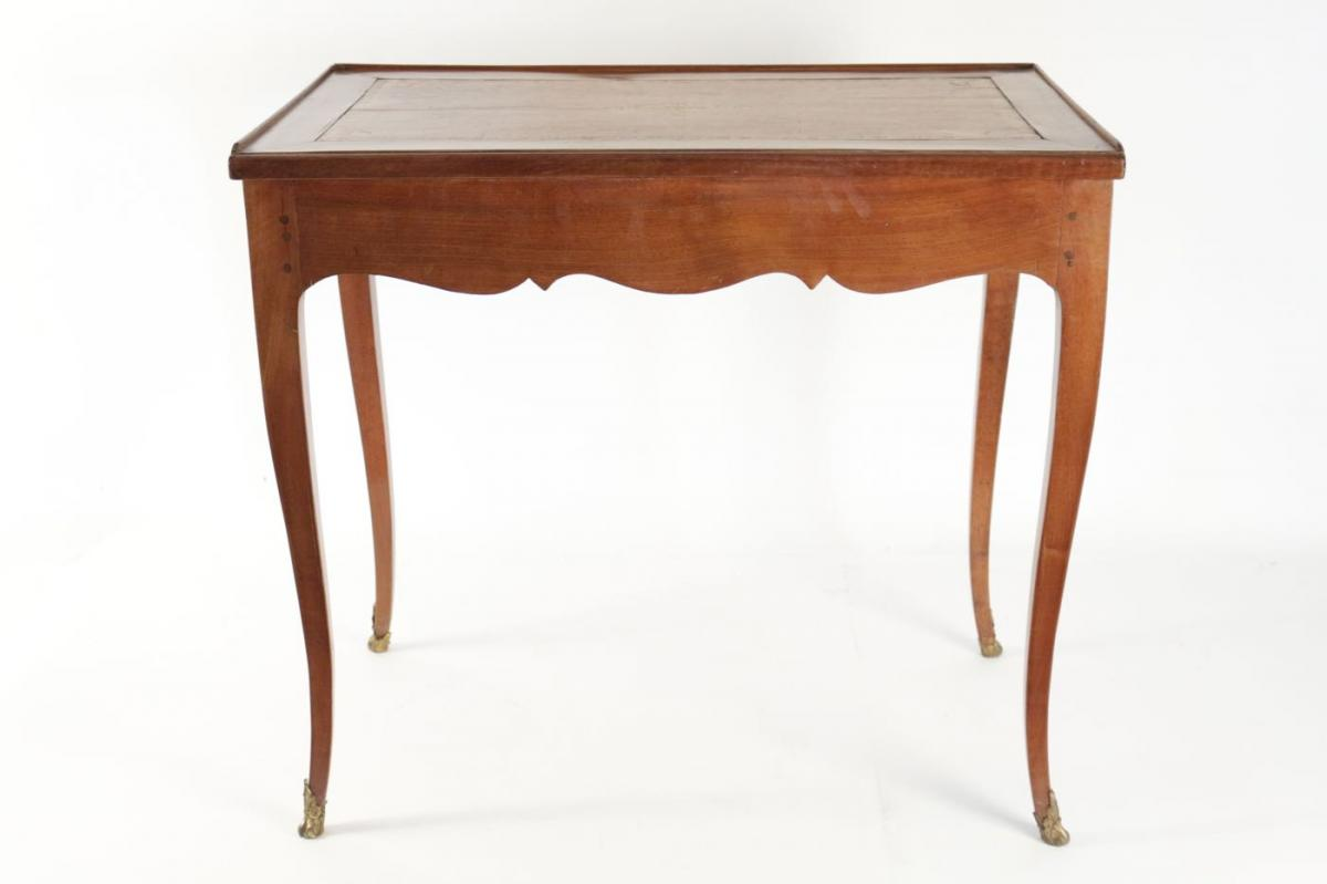 Writing Desk, Office Table, 19th Century-photo-2