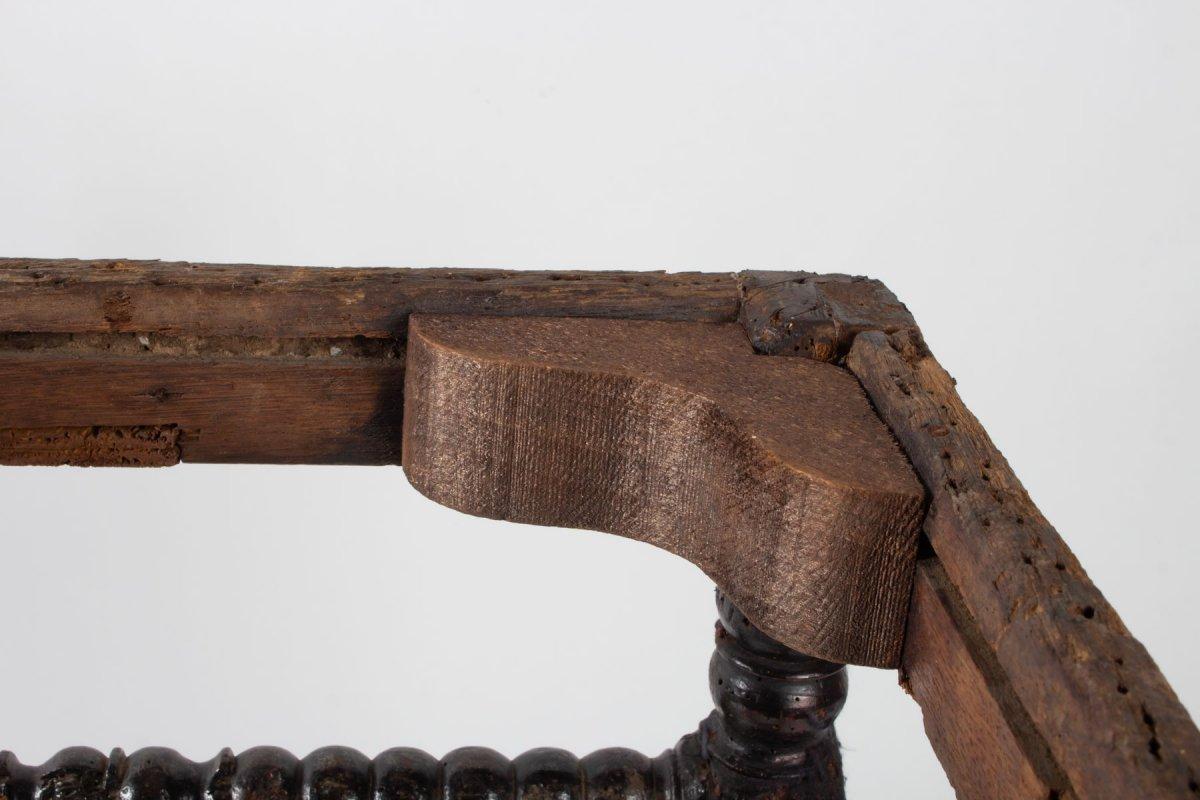 Chaise Néorenaissance, XIXème Siècle-photo-3