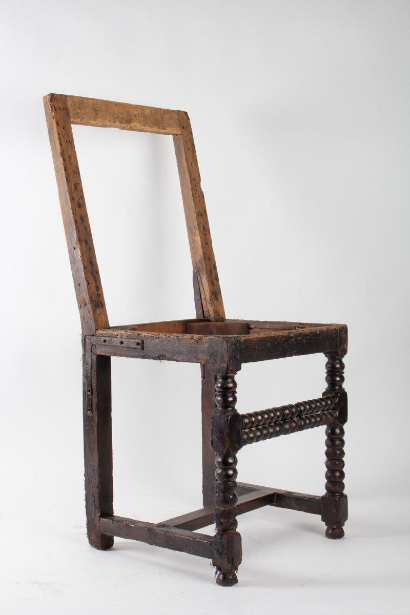Chaise Néorenaissance, XIXème Siècle