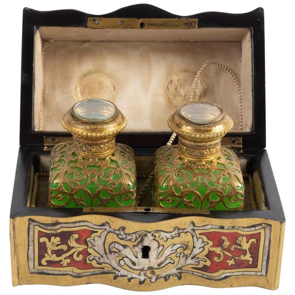 Bottle Box, Napoleon III Period