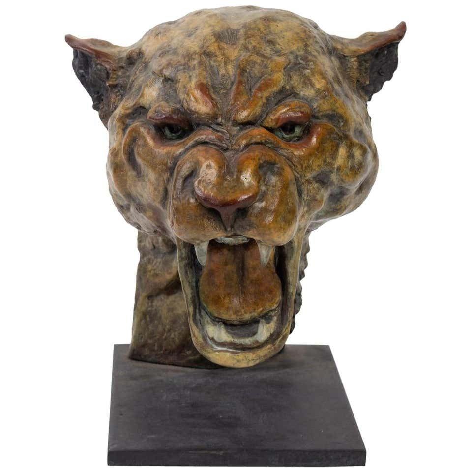 Feline Head