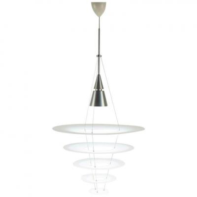 Chandelier, Suspension, Contemporary Art, By Louis Poulsen House, Shoichi Uchiyama Design,