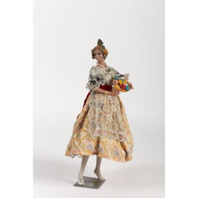 Dancer, Doll, 1950, Spanish