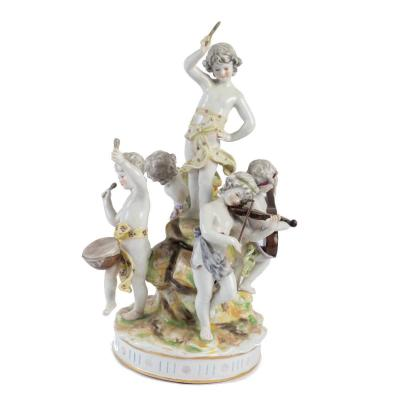 Porcelain Group, The Music Players