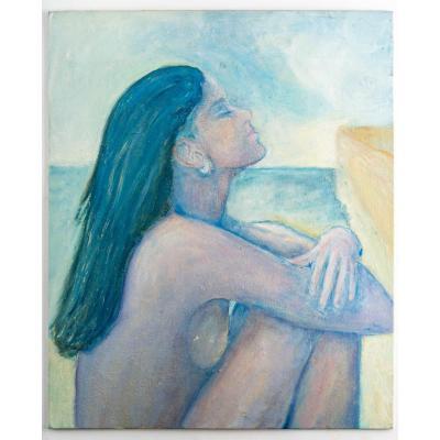 Femme Avec Les Bras Croisés