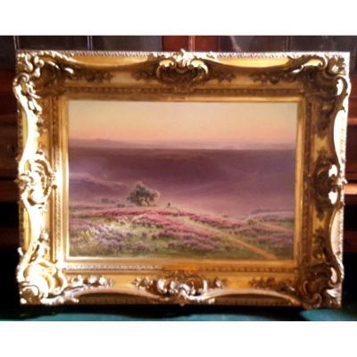 "Oil On Canvas ""didier Pouget"""