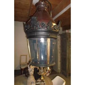 Lanterne De La Ville De Paris