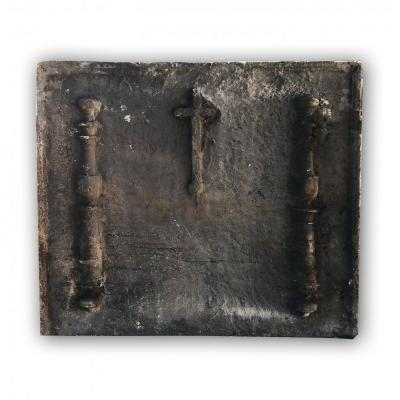 Fireplace Plate