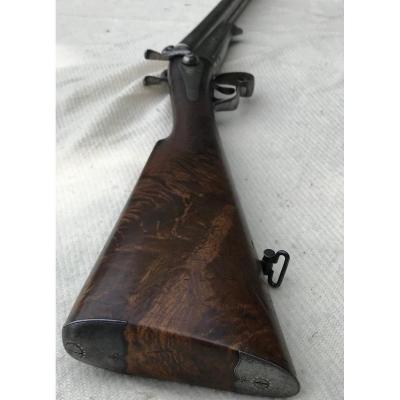 Rare Fusil de chasse d'Enfant De Luxe Signé Pondevaux à Saint Etienne - Calibre 24 à Broche