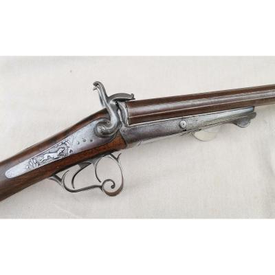 Fusil Juxtaposé à Broche Calibre 16 De Luxe Manufacture De St Etienne