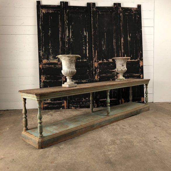 grande table de drapier meubles de m tier. Black Bedroom Furniture Sets. Home Design Ideas