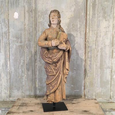Bois Sculpté XVII