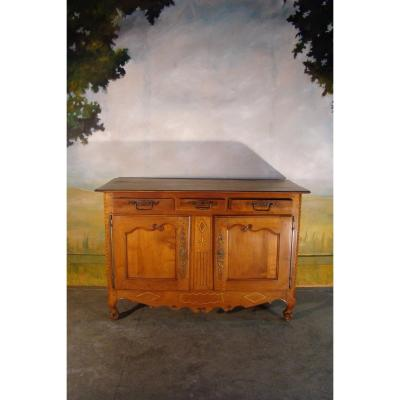 Grand Buffet Louis XV In Cherry