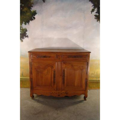 Small Buffet Louis XV In Cherry XIX