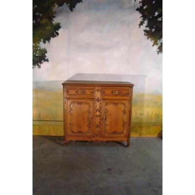 Small Louis XV Buffet In Oak