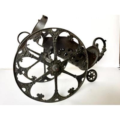 Chariot à Vin De Caviste 19 ème
