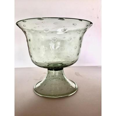 Blown Glass Wedding Cup Venice Or Way Of Venice XVIII