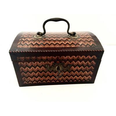 Late 18th Century Tea Box