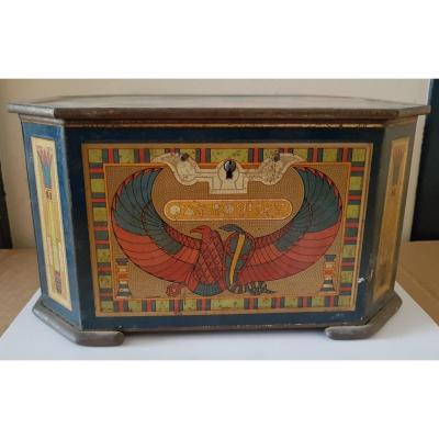 Boîte En Tôle Egyptomania