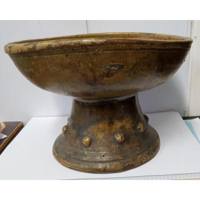 Coupe En Céramique De l'Atelier Primavera (1912 - 1960)