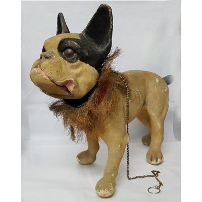 Bulldog To Mobile Head Aborter, Toy Salon Circa 1920