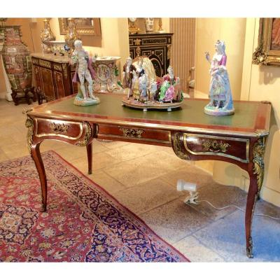 Bureau Plat Style Louis XV