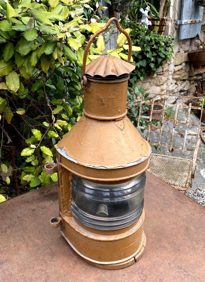 Lanterne d'Applique de Bateau 19ème