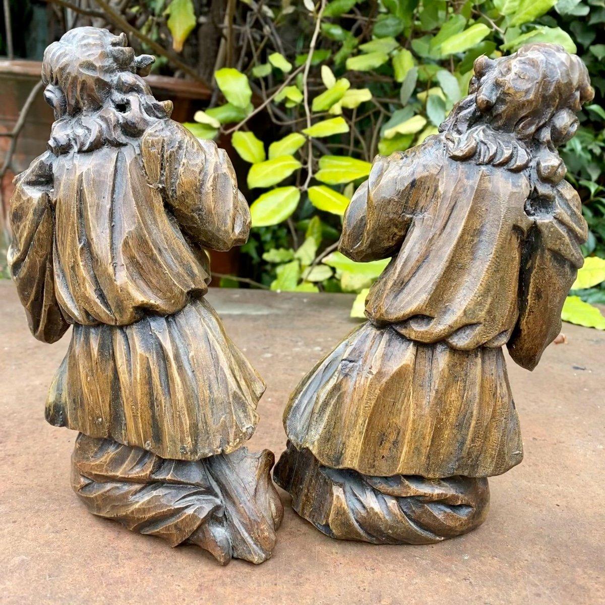 Paire D Anges En Prière -photo-4
