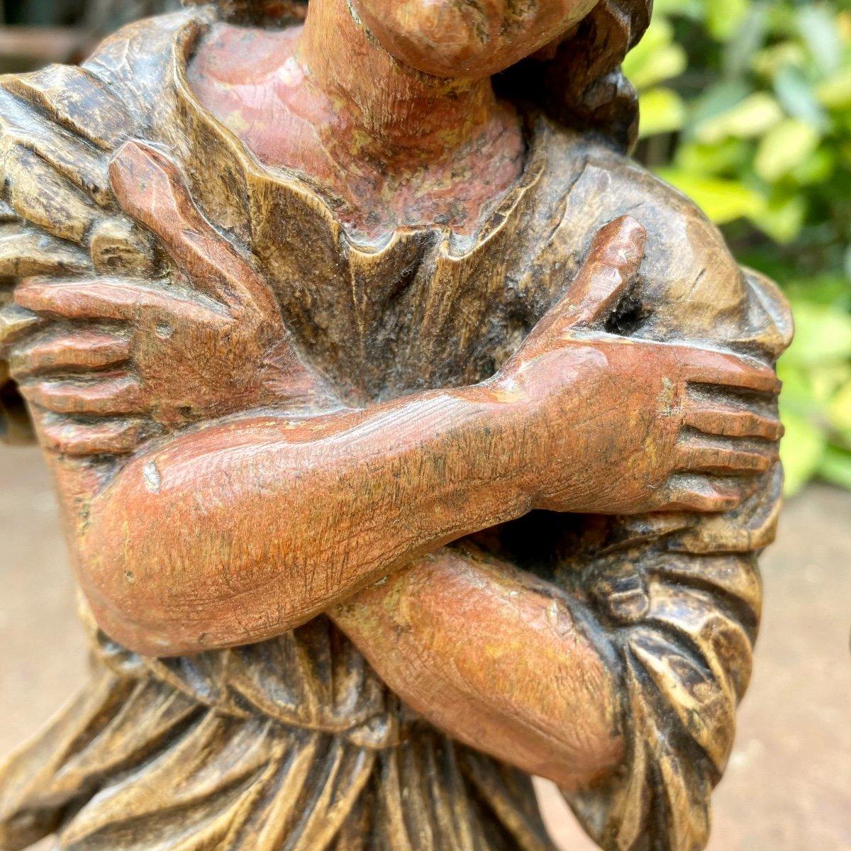 Paire D Anges En Prière -photo-3