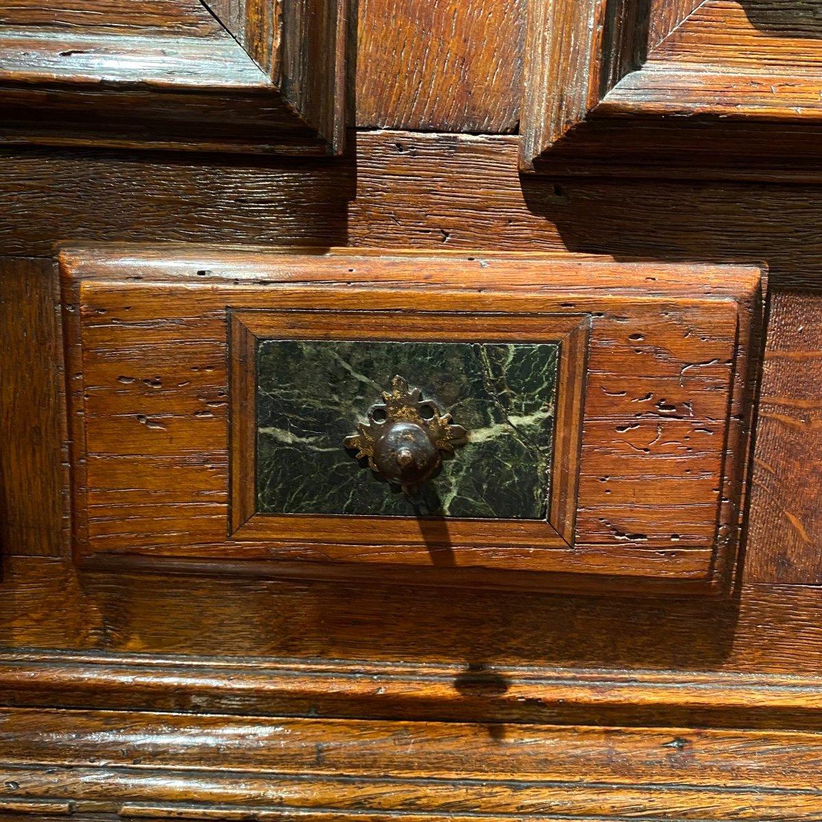 Très Petit Deux-corps à retrait Renaissance école de Fontainebleau -photo-2
