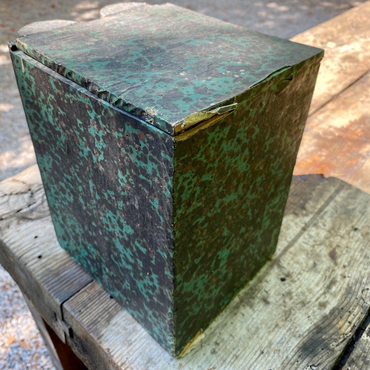 Boîte à Archives En Trompe-l'œil De Livres-photo-1