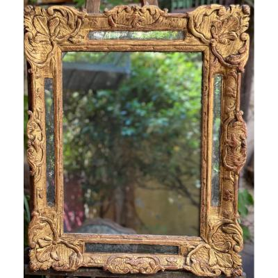 Regency Period Part-close Mirror, 18th