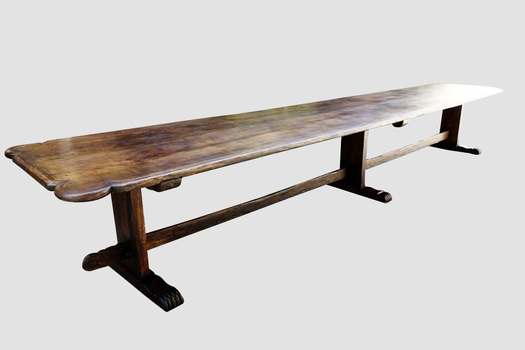 Spanish Congregation Table, 540 Cm