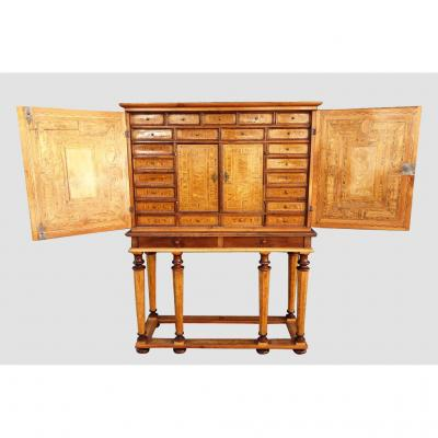 Cabinet Allemand, XVIIe Siècle