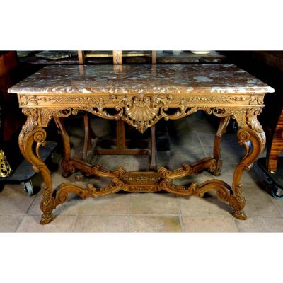 Regency Period Game Table