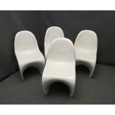 60s Panton Chairs