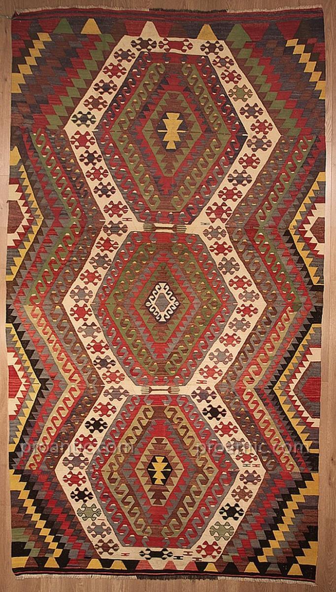 Kilim Aydin Turquie 300 x 170 cm