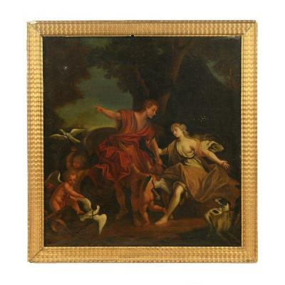 """""""venus & Adonis"""" Dating From The 18th Century"""
