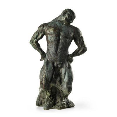 Bronze Signé Merodack-jeanneau