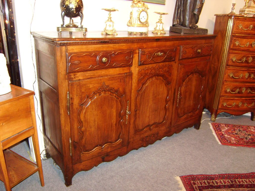 Sideboard With Two Doors.-photo-4