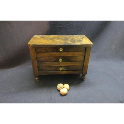 Miniature Commode