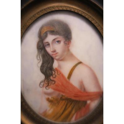 Miniature :femme à l'épaule Dénudée .