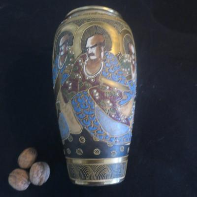 Vase De Satsuma