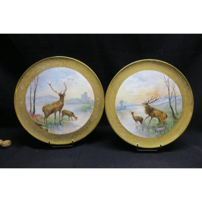 Pair Oi Dishes